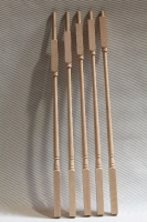 Adjustable Wooden Balusters by NuStair