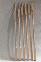 NuStair Wooden Adjustable Balusters