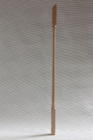 Single Wooden Adjustable Baluster by NuStair