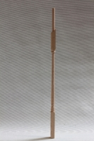 Trim-to-Fit, Wooden Baluster by NuStair