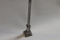Base of Adjustable Iron Baluster by NuStair