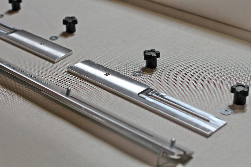 NuScribe Stair Remodeling Tool - Disassembled