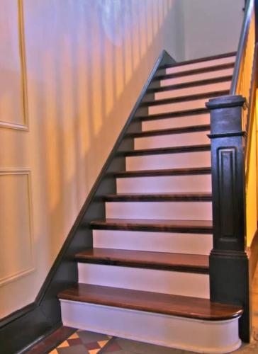 Delightful Historic Staircase Remodel In Ephrata, Pennsylvania