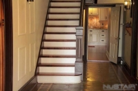 Staircase Refinish at The 1777 House – Americana Inn Bed & Breakfast in Ephrata, Pennsylvania