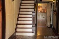 Staircase Refinish at The 1777 House – Americana Inn Bed & Breakfast in Ephrata, Pennsylvania