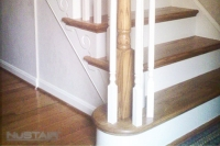DIY NuStair Staircase Refinish