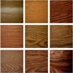 NuStair Wood Stair Tread Colors