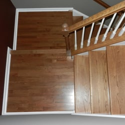 NuStair Stair Remodel by Tracy