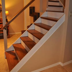NuStair Basement Staircase Remodel By Pamela. U201c