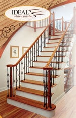 Ideal Stair Parts & NuStair Prefinished Tread