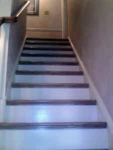 Staircase Remodel with NuStair Stair Treads