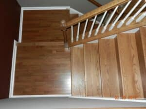 NuStair Staircase Remodel by Tracy