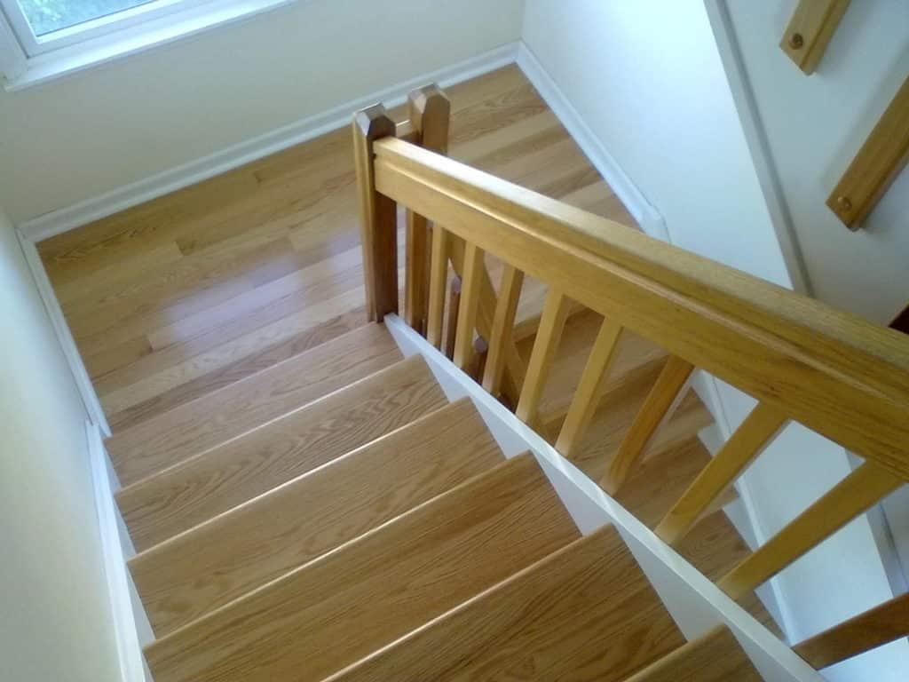 Nustair Staircase Remodel By Ken In New Jersey Nustair