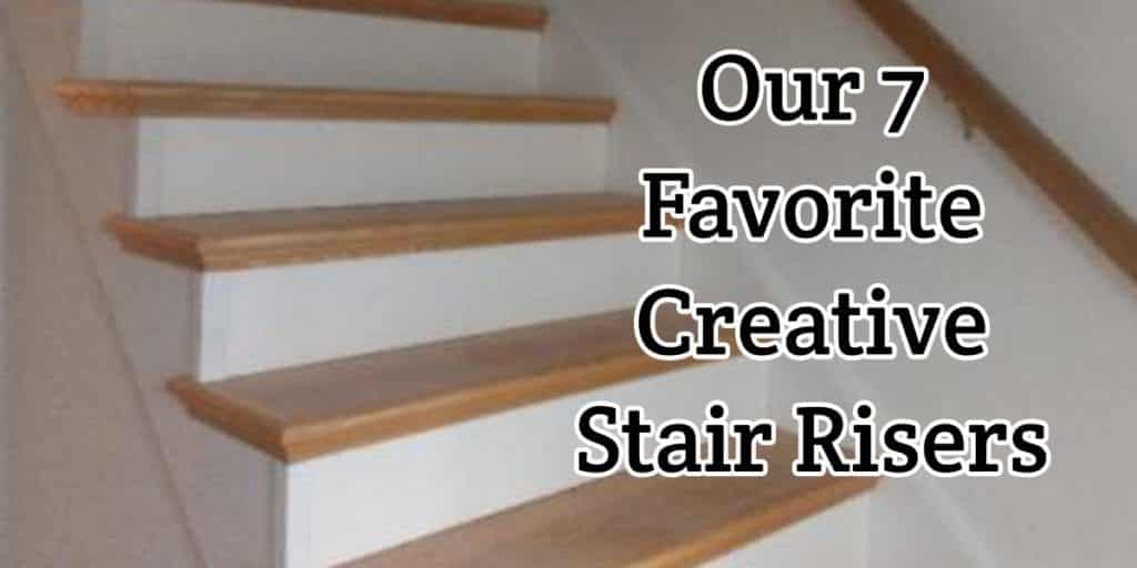 New Stair Risers